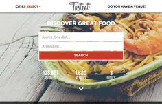 Our mission is to provide inspiration, motivation and insight into how you design the web. City Select, Great Recipes, Desktop, Layout, Delivery, Dishes, Canning, Search, Gallery