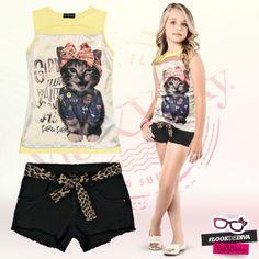 #LookDeDiva: meow + oncinha