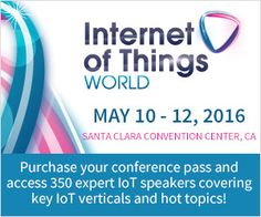 #IoT #BMW and FBI Executives to Speak at World's Largest Internet of Things #Conference