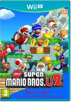 2d4dfea01bb New Super Mario Bros U 2 by itdalek.deviantart.com on @deviantART Super