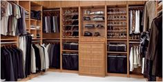 Remember when <strong>master bedroom closets</strong> use to be one door that you would open and you would choose your clothes and close the door? Closets were just that, a closet, with no other purpose than holding clothes. Wow, how times have changed. Today, master bedroom closets have enough space to hold seating; furniture, storage, and even a dressing area are common in modern master bedroom closets. If your closet isn't big, the notion that your closet can only have one function should