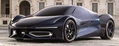 http://chicerman.com  carsthatnevermadeit:  IED Syrma Concept 2015. The work of students at theTransportation Design School at Istituto Europeo di Design the Syrma is a hybrid supercar that theoretically produces 900hp from a 4.0 V8 coupled to an electric motor  #cars