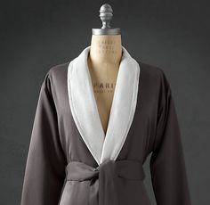 Restoration hardware Signature Spa Robe- Large