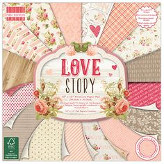 We are excited to share with you a preview of First Edition's enchanting new Love Story collection. With its intricate & romantic designs this everyday paper pad is perfect for showing you care...