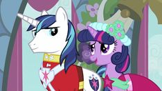 twilight sparkle and shining armor - Google Search
