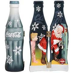 In the old days, there was no such thing as plastic & aluminum bottles. Since the creation of sodas like Pepsi and Coca-cola, companies. Coca Cola Santa, Coca Cola Christmas, Coca Cola Ad, Always Coca Cola, World Of Coca Cola, Glass Coke Bottles, Coca Cola Bottles, Coke Cans, Perfume Bottles
