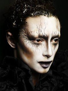 avant garde makeup - Alex Box MUA