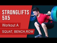 The Stronglifts workout routine is one of the most popular strength training programs around. But does it work and is it the right routine for you? Find out here. Weight Training Programs, Strength Training Program, Endurance Training, Workout Programs, 5x5 Workout Routine, Workout Plans, Muscle Building Workouts, Gym Workouts, Cardiovascular Activities