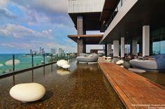 Les plus beaux HOTELS DESIGN du monde: Hôtel HILTON PATTAYA by Department of ARCHITECTURE Co., Ltd - Pattaya - THAILANDE - Part. 1