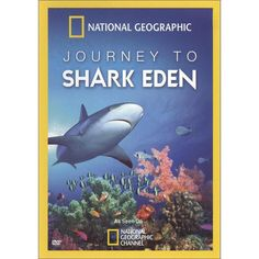 National Geographic: Journey to Shark Eden (dvd_video)
