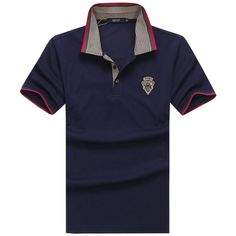 Gucci mens polos tshirts short sleeve cotton big size good quality - Gucci Tshirt - Ideas of Gucci Tshirt - Gucci mens polos tshirts short sleeve cotton big size good quality Gucci Shirts, Polo T Shirts, Jean Shirts, Golf Shirts, Men's Polos, Men Street, Gucci Men, Casual Shirts, Menswear