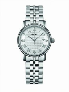 Doxa New Royal / 221.15.022.10 Fine Watches, Gold Watch, Bracelet Watch, Product Launch, Accessories, Nice Watches, Jewelry Accessories