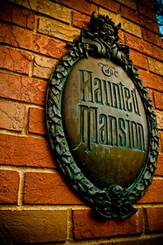 When I was in Disney I didn't get to ride the haunted mansion but if I go back I'm so riding it!