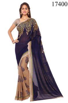Buy 1 Get 1 Free Designer Sari Partywear Indian Pakistani Bollywood Dress Ethnic #Tanishifashion #DesignerSaree