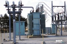 Distribution substation typically operates at – kV voltage levels, and deliver electric energy directly to industrial and residential consumers Electrical Substation, High Voltage, Instagram Worthy, Home Jobs, Electrical Engineering, Industrial, Plants, House, Home