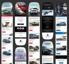 Newsletters for Autostrada