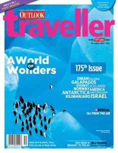 Outlook Traveller December 2015 digital magazine - Read the digital edition by Magzter on your iPad, iPhone, Android, Tablet Devices, Windows 8, PC, Mac and the Web.