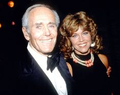 Jane Fonda: My Father Henry Fonda Made Me Bulimic - Us Weekly Celebrity Wedding Rings, Celebrity Weddings, Celebrity News, Hollywood Actor, Classic Hollywood, Jane Fonda Barbarella, Bridget Fonda, Phoebe Cates, Henry Fonda