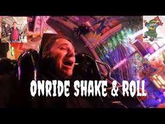 Onride Shake & Roll   Shäfer   Allerheiligenkirmes Soest 2017 (360VR)