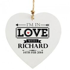 in love valentines day gift #personalised #valentinesdaygift #forher