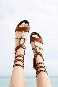 Slide View 1: Fiji Tie Sandal