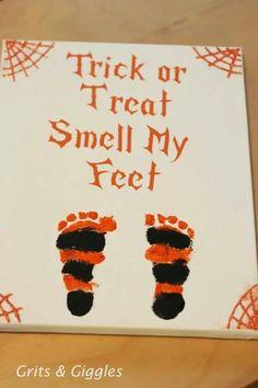 Baby first Halloween