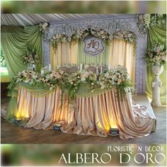 Wedding event decor inspiration