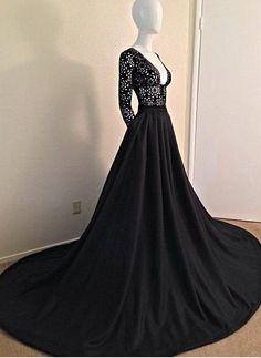 Kleid midi lange armel