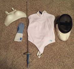@fencinguniverse : Blue Gauntlet Fencing Gear Lot Great Condition  $89.99 End Date: Friday Nov-20-2015 18:3 http://aafa.me/1WUP72m http://aafa.me/1PCmq6a