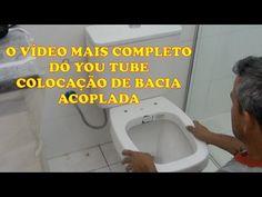 COLOCAÇÃO DE BACIA ACOPLADA! O VÍDEO MAIS COMPLETO DO YOU TUBE - YouTube