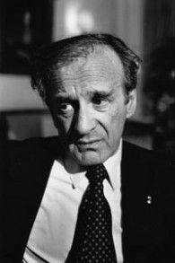 Elie Wiesel in 1987