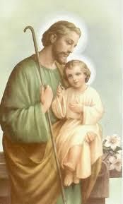 """San José: Oración a San José para los miércoles y el día 19 ... Hoy miércoles les invito a acompañarme en oración con la devoción a San José. """"Dios te salve, oh José, esposo de María, lleno de gracia, Jesús y su Madre están contigo, Bendito tú eres entre todos los hombres y Bendito es Jesús el Hijo de María. San José, ruega por nosotros, pecadores, ahora y en la hora de nuestra muerte. Amén"""""""