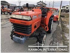 UsedJapaneseTractors.jp : KUBOTA L1 235DT 4WD Kubota, Tractors, Japanese, Japanese Language