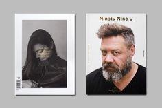 Ninety Nine U Magazine — Issue No 15 - Mark Brooks | Art Direction & Graphic Design