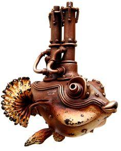 Michihiro Matsuoka - Steam Fish