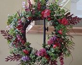 Strawberry Wreath...
