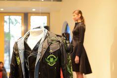 Garments by Bob Trump and Laura Kathleen