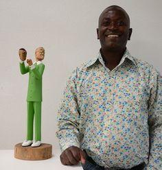 collen_maswanganyi_artist_cv01 African Art, Art And Architecture, Button Down Shirt, Men Casual, Van, Artist, Mens Tops, Dress Shirt, Artists