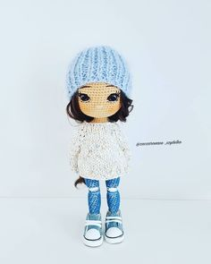 The Most Beautiful Amigurumi Doll Free Crochet Patterns - Amigurumi GlobalAmigurumi may not seem like much in the minds of most of us. Actually, amigurumi is a Japanese art that.In this article we are waiting for you great amigurumi doll models. Doll Amigurumi Free Pattern, Crochet Doll Pattern, Amigurumi Doll, Amigurumi Tutorial, Crochet Gratis, Crochet Bear, Cute Crochet, Yarn Dolls, Knitted Dolls