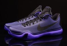 """Nike Kobe 10 """"Blackout"""" – Release Reminder   The Authority In Sneaker News »…"""