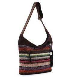 Morro Messenger-Vagabond Stripe in Bags at The Sak