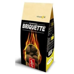 Strend pro Brikety Vivawood, kg Charcoal Briquettes, Coffee, Drinks, Drinking, Beverages, Drink, Beverage, Coffee Art, Cocktails