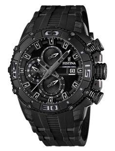 Festina F16602/1 XXL Tour Chronograph 2012 Black