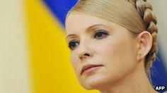 BBC:  Ukraine ex-PM Yulia Tymoshenko 'can return to prison.'