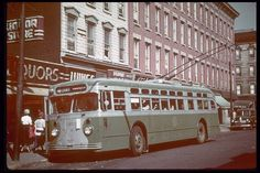 Brooklyn Trolley Bus