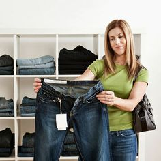 Find Your Perfect-Fitting Pair of Jeans