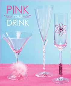 Embellished Cocktails