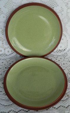 Set of 2 Denby Langley Juice Berry Blue 9\