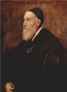 Self-portrait - Titian