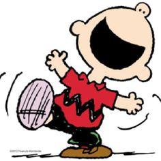 Keep smiling Charlie Brown!
